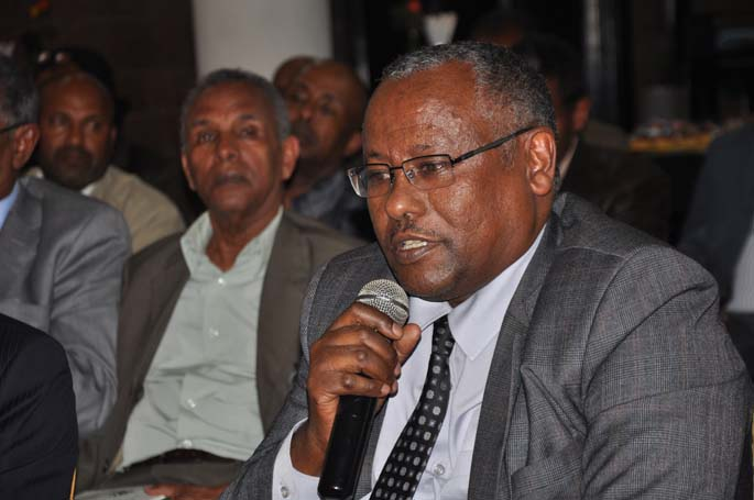 Ato Getachew Adem_ Deputy Commissioner_ National Planning Commission