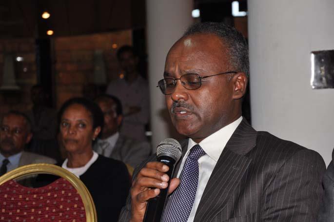H.E Abreham Tekesete (PhD)_ Minister of Finance and Economic Cooperation